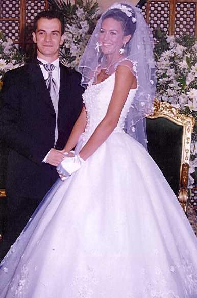 amar al Kassem and Nadia Khiyami wedding